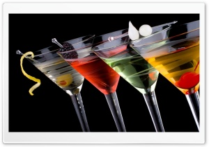 Drinks HD Wide Wallpaper for Widescreen