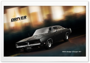 Driver San Francisco 1920 Dodge Charger RT HD Wide Wallpaper for Widescreen