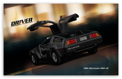 Driver San Francisco DeLorean DMC12 ❤ 4K UHD Wallpaper for Wide 16:10 5:3 Widescreen WHXGA WQXGA WUXGA WXGA WGA ; 4K UHD 16:9 Ultra High Definition 2160p 1440p 1080p 900p 720p ; Standard 4:3 3:2 Fullscreen UXGA XGA SVGA DVGA HVGA HQVGA ( Apple PowerBook G4 iPhone 4 3G 3GS iPod Touch ) ; iPad 1/2/Mini ; Mobile 4:3 5:3 3:2 16:9 - UXGA XGA SVGA WGA DVGA HVGA HQVGA ( Apple PowerBook G4 iPhone 4 3G 3GS iPod Touch ) 2160p 1440p 1080p 900p 720p ;