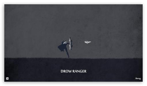 Drow Ranger - DotA 2 ❤ 4K UHD Wallpaper for 4K UHD 16:9 Ultra High Definition 2160p 1440p 1080p 900p 720p ; Tablet 1:1 ; iPad 1/2/Mini ; Mobile 4:3 5:3 3:2 16:9 - UXGA XGA SVGA WGA DVGA HVGA HQVGA ( Apple PowerBook G4 iPhone 4 3G 3GS iPod Touch ) 2160p 1440p 1080p 900p 720p ;
