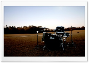 Drums HD Wide Wallpaper for Widescreen