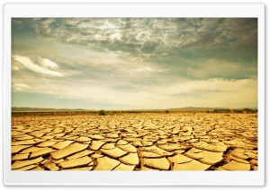 Dry Land HD Wide Wallpaper for Widescreen