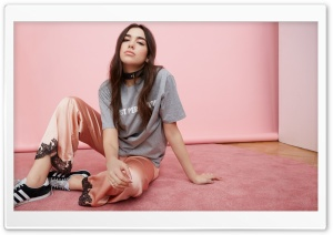 Dua Lipa HD Wide Wallpaper for 4K UHD Widescreen desktop & smartphone