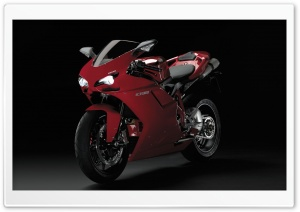 Ducati 1098 Superbike HD Wide Wallpaper for Widescreen