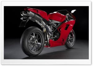 Ducati 1098 Superbike 3 HD Wide Wallpaper for Widescreen