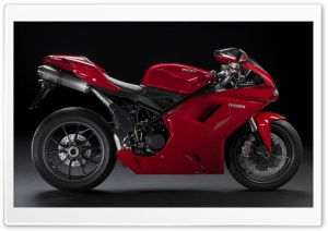 Ducati 1098 Superbike 4 HD Wide Wallpaper for Widescreen