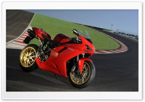 Ducati 1098 Superbike 5 HD Wide Wallpaper for Widescreen
