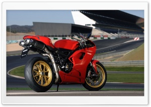 Ducati 1098 Superbike 6 HD Wide Wallpaper for 4K UHD Widescreen desktop & smartphone