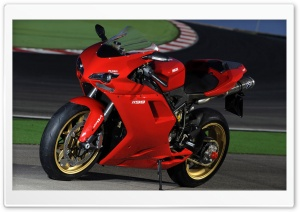 Ducati 1098 Superbike 7 HD Wide Wallpaper for Widescreen