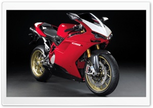 Ducati 1098R Superbike Ultra HD Wallpaper for 4K UHD Widescreen desktop, tablet & smartphone