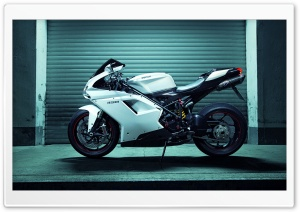 Ducati 1198 Superbike HD Wide Wallpaper for Widescreen