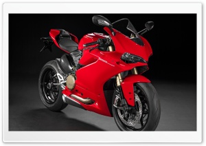Ducati 1299 Panigale 2015 HD Wide Wallpaper for 4K UHD Widescreen desktop & smartphone