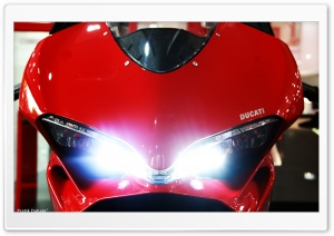 Ducati HD Wide Wallpaper for Widescreen