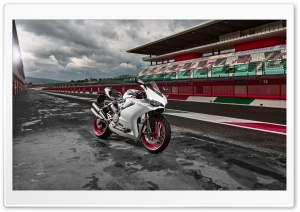 Ducati 959 HD Wide Wallpaper for Widescreen