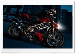 Ducati Bike HD Wide Wallpaper for Widescreen