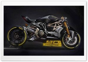 Ducati Draxter XDiavel Concept HD Wide Wallpaper for Widescreen