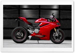 Ducati Panigale 1299S HD Wide Wallpaper for Widescreen