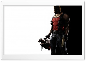 Duke Nukem Forever Game HD Wide Wallpaper for Widescreen