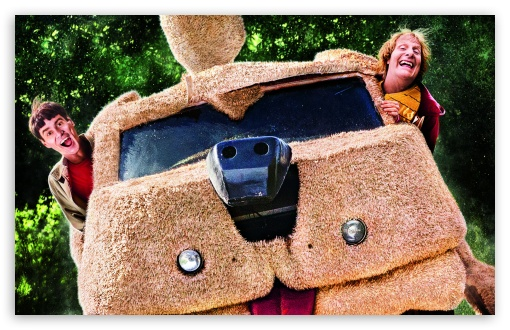 Download Dumb and Dumber To Comedy 2014 UltraHD Wallpaper
