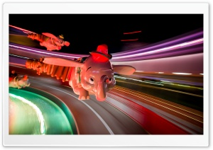 Dumbo HD Wide Wallpaper for Widescreen