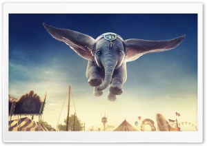 Dumbo 2019 HD Wide Wallpaper for 4K UHD Widescreen desktop & smartphone
