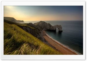 Durdle Arch HD Wide Wallpaper for 4K UHD Widescreen desktop & smartphone