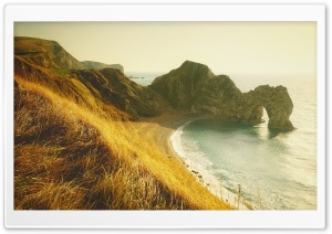 Durdle Door Ultra HD Wallpaper for 4K UHD Widescreen desktop, tablet & smartphone