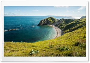Durdle Door Coastline HD Wide Wallpaper for Widescreen