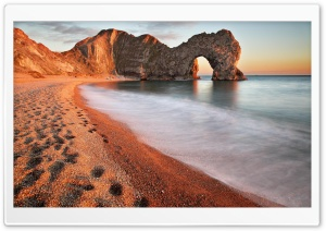 Durdle Door, England HD Wide Wallpaper for Widescreen