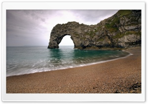 Durdle Door, Jurassic Icon, Dorset HD Wide Wallpaper for 4K UHD Widescreen desktop & smartphone