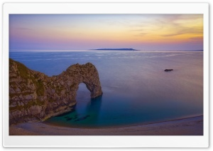 Durdle Door, Jurassic Icon, Dorset, England HD Wide Wallpaper for Widescreen