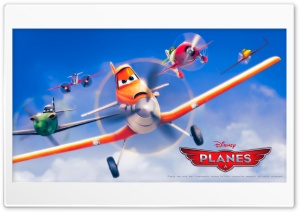 Dusty Planes 2013 movie HD Wide Wallpaper for 4K UHD Widescreen desktop & smartphone