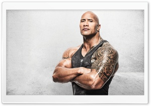 Dwayne Johnson Celebrity Ultra HD Wallpaper for 4K UHD Widescreen desktop, tablet & smartphone