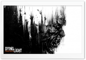 Dying Light HD Wide Wallpaper for Widescreen