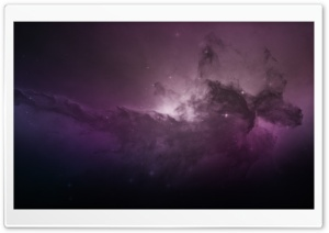 Eagle Nebula HD Wide Wallpaper for Widescreen