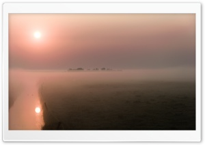 Early Morning, Terschelling HD Wide Wallpaper for Widescreen