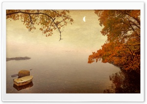 Early one October morning HD Wide Wallpaper for Widescreen