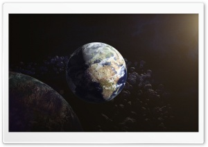 Earth1 HD Wide Wallpaper for Widescreen