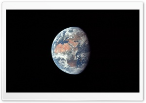 Earth. Apollo HD Wide Wallpaper for Widescreen