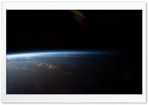Earth   Day And Night From Space HD Wide Wallpaper for Widescreen