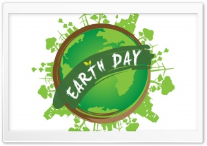 Earth Day HD Wide Wallpaper for Widescreen