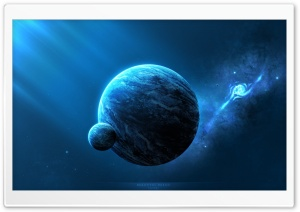 Earth Dream Ultra HD Wallpaper for 4K UHD Widescreen desktop, tablet & smartphone