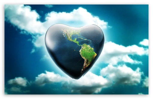 Earth Heart HD wallpaper for Wide 16:10 5:3 Widescreen WHXGA WQXGA WUXGA WXGA WGA ; HD 16:9 High Definition WQHD QWXGA 1080p 900p 720p QHD nHD ; Standard 4:3 5:4 3:2 Fullscreen UXGA XGA SVGA QSXGA SXGA DVGA HVGA HQVGA devices ( Apple PowerBook G4 iPhone 4 3G 3GS iPod Touch ) ; Tablet 1:1 ; iPad 1/2/Mini ; Mobile 4:3 5:3 3:2 16:9 5:4 - UXGA XGA SVGA WGA DVGA HVGA HQVGA devices ( Apple PowerBook G4 iPhone 4 3G 3GS iPod Touch ) WQHD QWXGA 1080p 900p 720p QHD nHD QSXGA SXGA ;