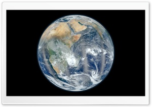 Earth In HD HD Wide Wallpaper for Widescreen