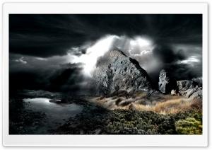 Earth Mountain Ultra HD Wallpaper for 4K UHD Widescreen desktop, tablet & smartphone