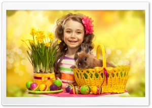 Easter 2014 HD Wide Wallpaper for 4K UHD Widescreen desktop & smartphone