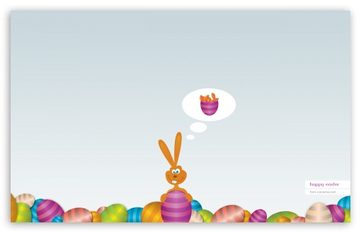 Easter Bunny Happy Easter HD wallpaper for Wide 16:10 5:3 Widescreen WHXGA WQXGA WUXGA WXGA WGA ; HD 16:9 High Definition WQHD QWXGA 1080p 900p 720p QHD nHD ; Mobile 5:3 16:9 - WGA WQHD QWXGA 1080p 900p 720p QHD nHD ; Dual 5:4 QSXGA SXGA ;