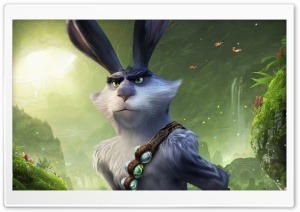 Easter Bunny Rise of the Guardians HD Wide Wallpaper for Widescreen