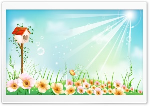 Easter Day HD Wide Wallpaper for Widescreen