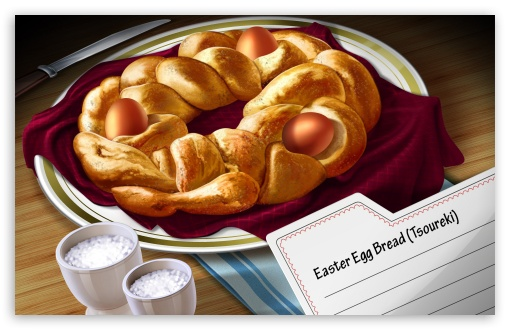 Easter Egg Bread HD wallpaper for Wide 16:10 5:3 Widescreen WHXGA WQXGA WUXGA WXGA WGA ; HD 16:9 High Definition WQHD QWXGA 1080p 900p 720p QHD nHD ; Standard 4:3 5:4 3:2 Fullscreen UXGA XGA SVGA QSXGA SXGA DVGA HVGA HQVGA devices ( Apple PowerBook G4 iPhone 4 3G 3GS iPod Touch ) ; iPad 1/2/Mini ; Mobile 4:3 5:3 3:2 5:4 - UXGA XGA SVGA WGA DVGA HVGA HQVGA devices ( Apple PowerBook G4 iPhone 4 3G 3GS iPod Touch ) QSXGA SXGA ;